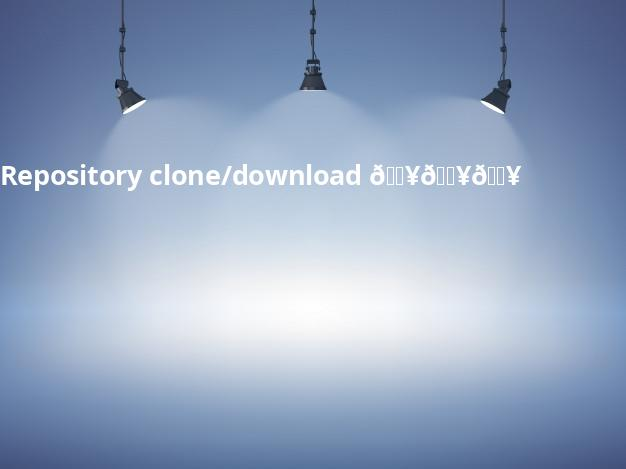 Activello Repository clone/download 🔥🔥🔥