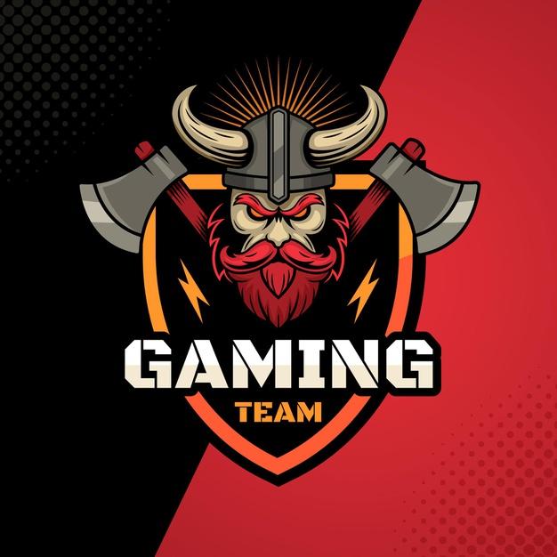 Vector | Detailed esports gaming logo