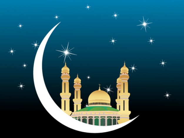 Mosques Vector Graphic  Vector |  Download