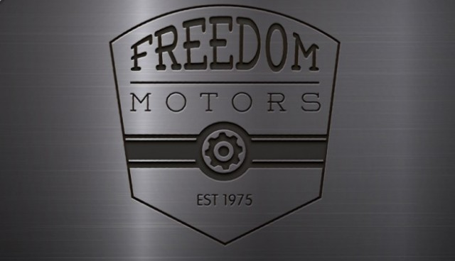 Engraved motors logo  PSD file |  Download