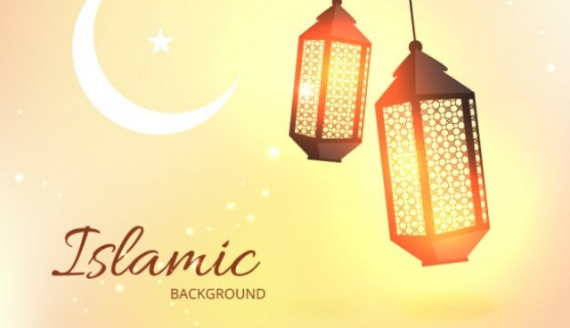 Islamic background  Vector |  Download