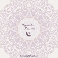 Ornamental background for Ramadan Kareem  Vector |  Download