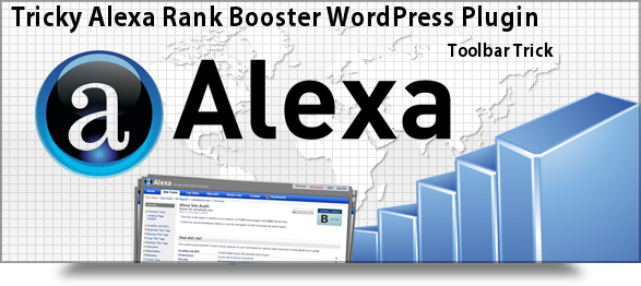 Tricky Alexa Rank Booster WordPress Plugin