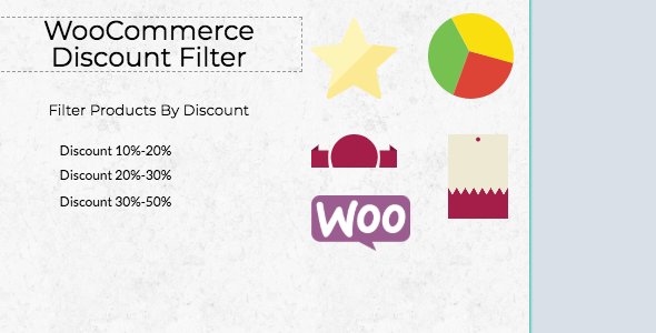 WooCommerce Discount Filter