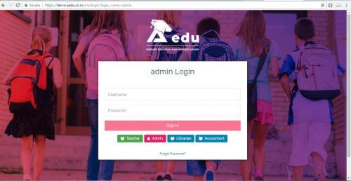 Aedu School Management Software
