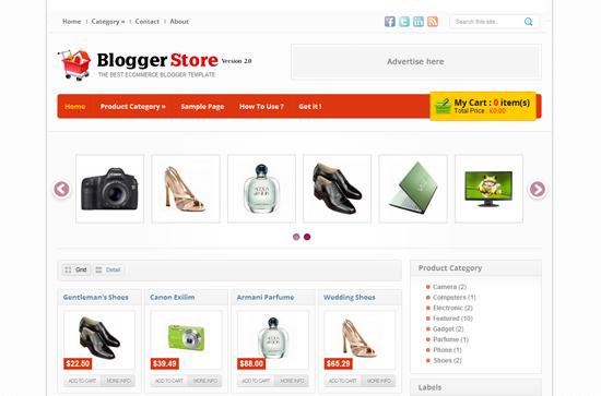 Bloggerstore