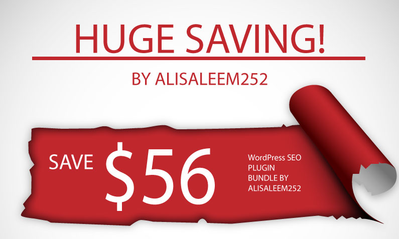 WordPress SEO Plugins Bundle by alisaleem252